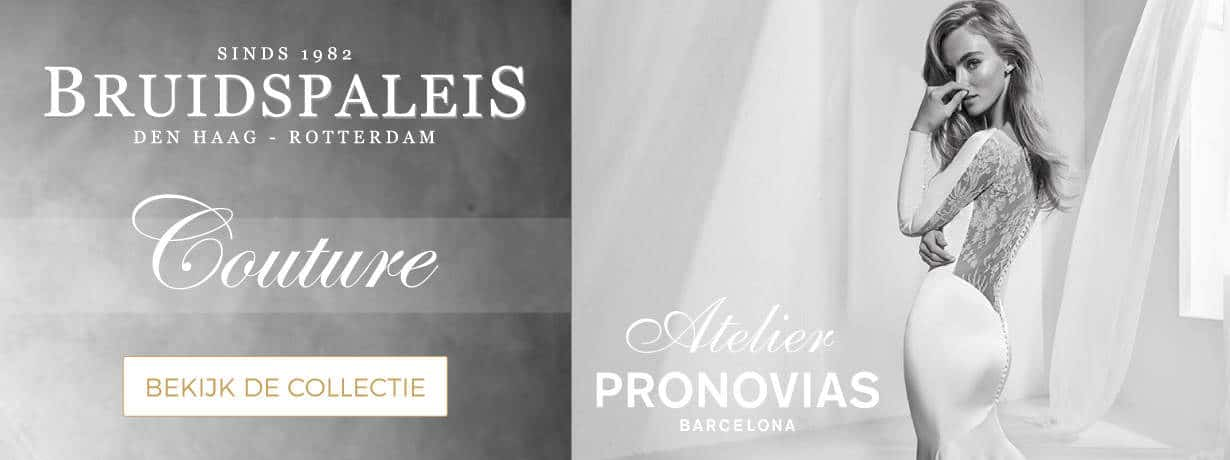 Pronovias atelier couture