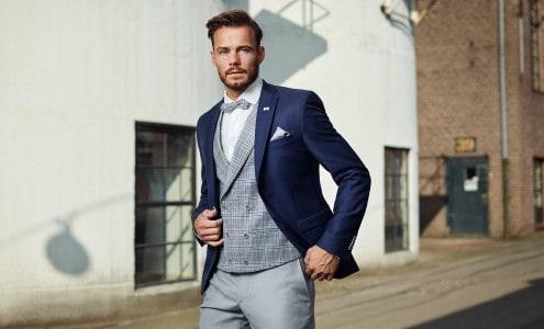Dress to Impresse with Immediate!Vind hét perfecte pak voor de mooiste dag van je leven!